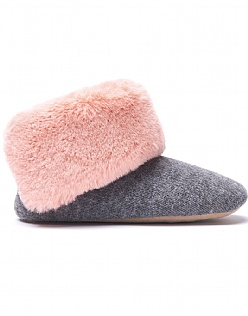 Foldover Slipper Boot