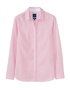 Penhale Poplin Embroidered Shirt