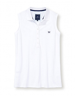 Sleeveless Polo Shirt