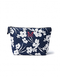 Tropical Essentials Bag in Navy