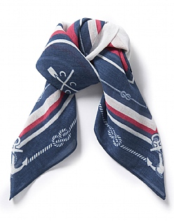 Breton Knots Neckerchief Scarf