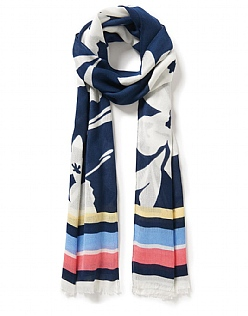 Crew Tropical  Scarf