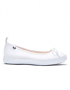 Clara Pumps in White