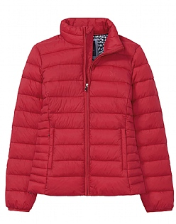 Lightweight Jacket  in Classic Red