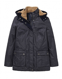 Oakford Jacket in Dark Navy