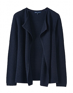Ashdown Cardigan in Heritage Navy