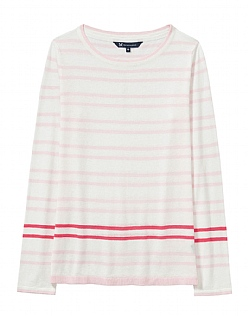 Holbeck Jumper in Pink