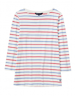 Essential Breton T-Shirt in Multi