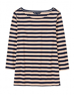 Ultimate Breton T-Shirt in Heritage Navy