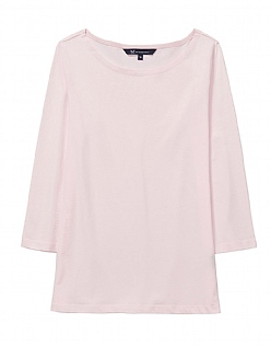 Cassie Top In Classic Pink