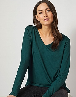 Long Sleeve Elly Top