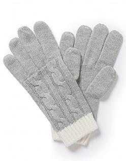 Kirkby Cable Gloves