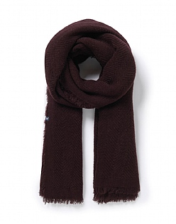 Blair Scarf in Damson