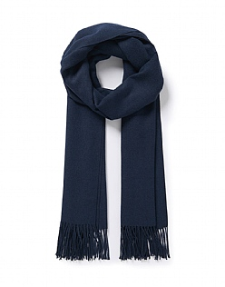 Pashford Scarf in Navy