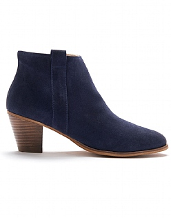 Isabelle Boot In Navy