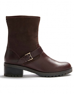 Beaumont Boot in Chocolate