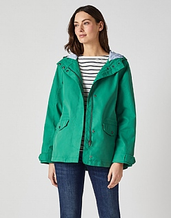 Fowley Jacket in Grass Green