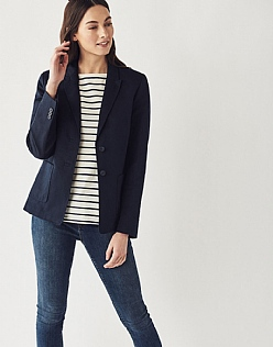 Loweswater Blazer in Navy