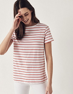 Breton Short Sleeve T-Shirt