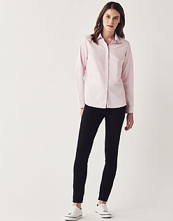 Oxford Classic Shirt In Classic Pink